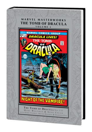 MARVEL MASTERWORKS: THE TOMB OF DRACULA VOL. 1 HC