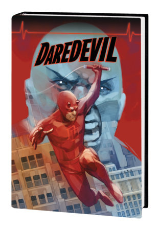 DAREDEVIL BY CHARLES SOULE OMNIBUS HC NOTO COVER