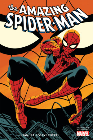 MIGHTY MARVEL MASTERWORKS: THE AMAZING SPIDER-MAN VOL. 1 - WITH GREAT POWER... GN-TPB MICHAEL CHO COVER