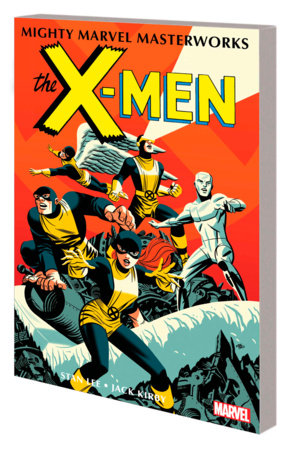 MIGHTY MARVEL MASTERWORKS: THE X-MEN VOL. 1  - THE STRANGEST SUPER HEROES OF ALL  GN-TPB MICHAEL CHO COVER