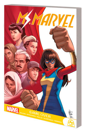 MS. MARVEL: GAME OVER GN-TPB