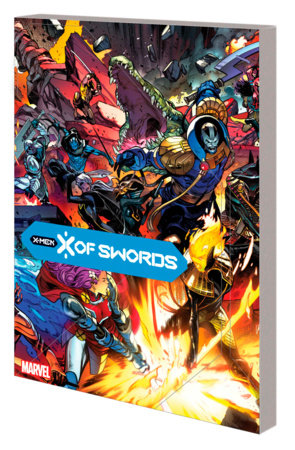 X OF SWORDS TPB