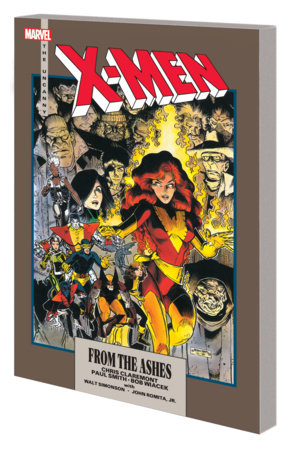 X-MEN: FROM THE ASHES TPB [NEW PRINTING]