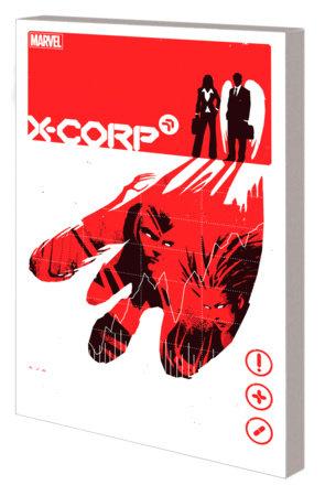 X-CORP BY TINI HOWARD VOL. 1 TPB