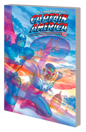 THE UNITED STATES OF CAPTAIN AMERICA TPB