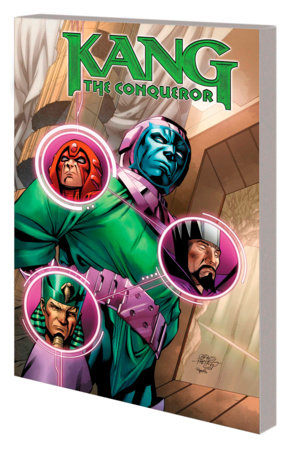 KANG THE CONQUEROR: ONLY MYSELF LEFT TO CONQUER TPB