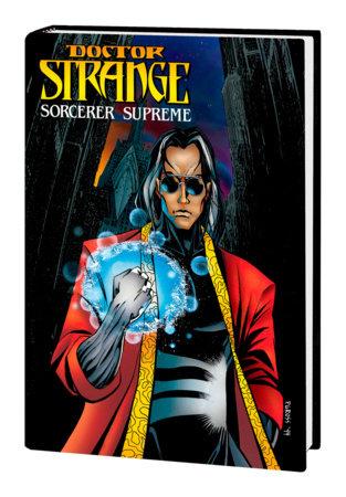 DOCTOR STRANGE, SORCERER SUPREME OMNIBUS VOL. 3 HC GROSS COVER
