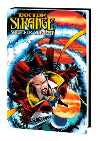DOCTOR STRANGE, SORCERER SUPREME OMNIBUS VOL. 3 HC BUCKINGHAM COVER [DM ONLY]