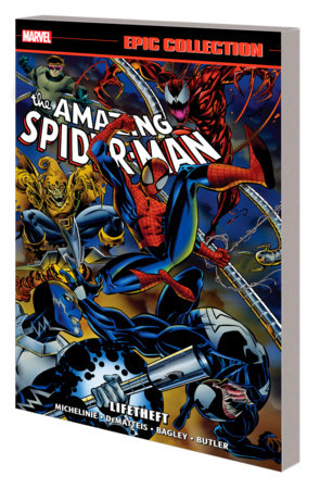 AMAZING SPIDER-MAN EPIC COLLECTION: LIFETHEFT TPB