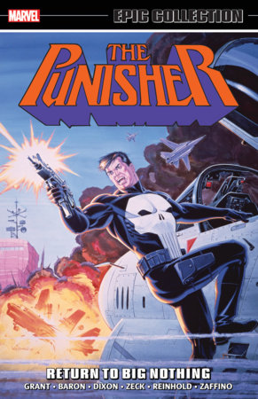 PUNISHER EPIC COLLECTION: RETURN TO BIG NOTHING TPB