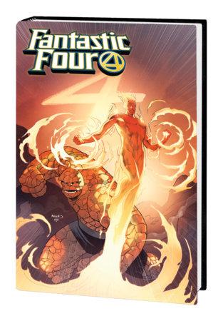 FANTASTIC FOUR: FATE OF THE FOUR HC