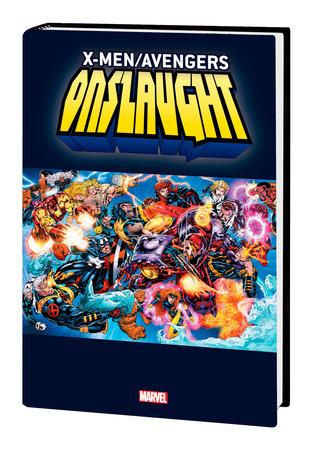X-MEN/AVENGERS: ONSLAUGHT OMNIBUS HC CHURCHILL COVER [NEW PRINTING]