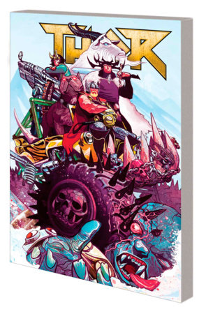 THOR BY JASON AARON: THE COMPLETE COLLECTION VOL. 5 TPB