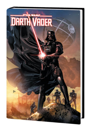 STAR WARS: DARTH VADER BY CHARLES SOULE OMNIBUS HC DEODATO COVER