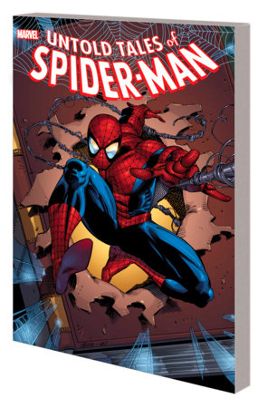 UNTOLD TALES OF SPIDER-MAN: THE COMPLETE COLLECTION VOL. 1 TPB
