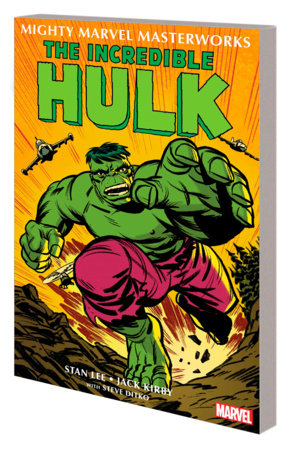 MIGHTY MARVEL MASTERWORKS: THE INCREDIBLE HULK VOL. 1 - THE GREEN GOLIATH GN-TPB MICHAEL CHO COVER