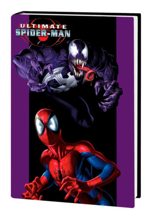 ULTIMATE SPIDER-MAN OMNIBUS VOL. 1 HC BAGLEY COVER [NEW PRINTING, DM ONLY]
