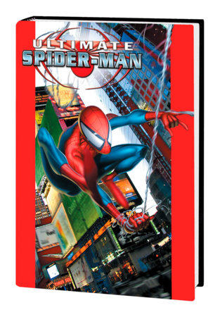 ULTIMATE SPIDER-MAN OMNIBUS VOL. 1 HC QUESADA FIRST ISSUE COVER [NEW PRINTING]