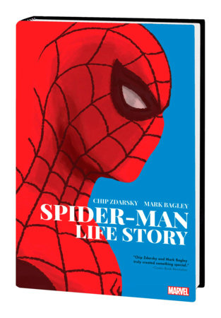 SPIDER-MAN: LIFE STORY HC