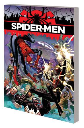 SPIDER-MEN: WORLDS COLLIDE TPB