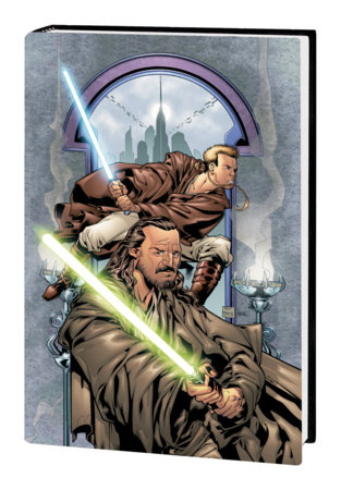 STAR WARS LEGENDS: RISE OF THE SITH OMNIBUS HC BACHS COVER