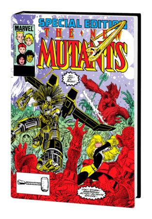 NEW MUTANTS OMNIBUS VOL. 2 HC ARTHUR ADAMS COVER [DM ONLY]