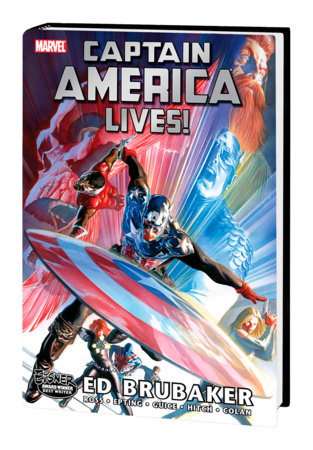 CAPTAIN AMERICA LIVES! OMNIBUS HC ALEX ROSS COVER [NEW PRINTING]