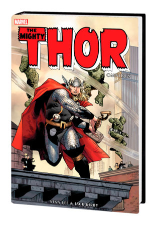 THE MIGHTY THOR OMNIBUS VOL. 1 HC COIPEL COVER [NEW PRINTING]
