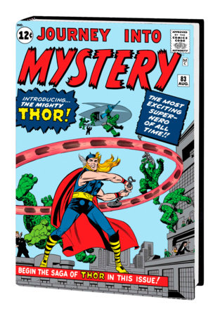 THE MIGHTY THOR OMNIBUS VOL. 1 HC KIRBY COVER [NEW PRINTING, DM ONLY]