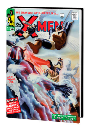 THE X-MEN OMNIBUS VOL. 1 HC ALEX ROSS COVER [NEW PRINTING]