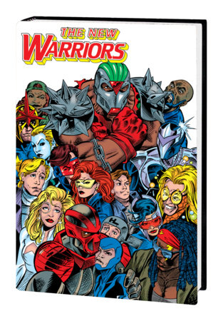 NEW WARRIORS CLASSIC OMNIBUS VOL. 2 HC PACE COVER [DM ONLY]