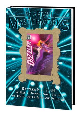 MARVEL MASTERWORKS: DAZZLER VOL. 3 HC VARIANT [DM ONLY]
