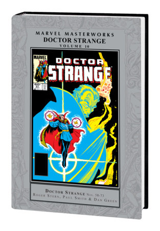 MARVEL MASTERWORKS: DOCTOR STRANGE VOL. 10 HC