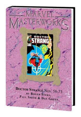 MARVEL MASTERWORKS: DOCTOR STRANGE VOL. 10 HC VARIANT [DM ONLY]