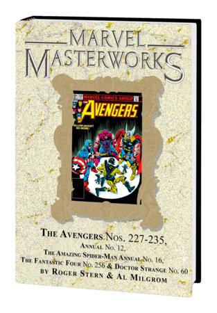 MARVEL MASTERWORKS: THE AVENGERS VOL. 22 HC VARIANT [DM ONLY]