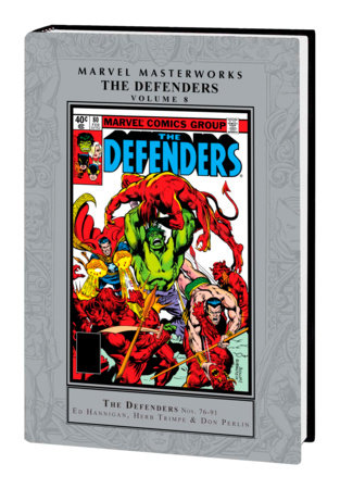MARVEL MASTERWORKS: THE DEFENDERS VOL. 8 HC