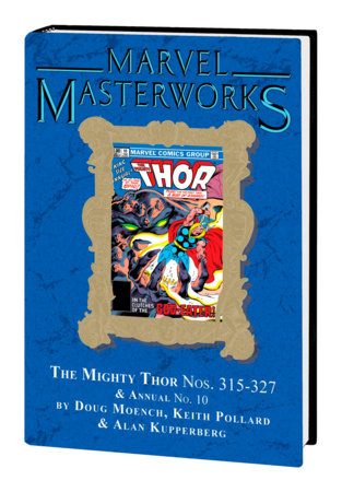 MARVEL MASTERWORKS: THE MIGHTY THOR VOL. 21 HC VARIANT [DM ONLY]