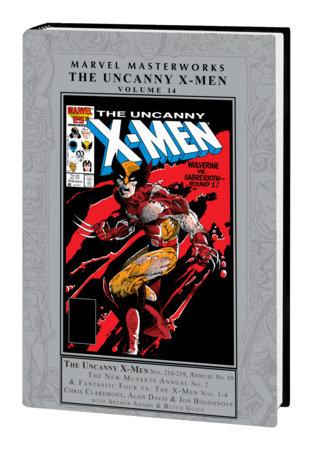 MARVEL MASTERWORKS: THE UNCANNY X-MEN VOL. 14 HC