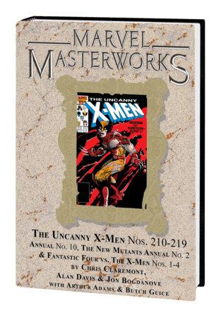 MARVEL MASTERWORKS: THE UNCANNY X-MEN VOL. 14 HC VARIANT [DM ONLY]