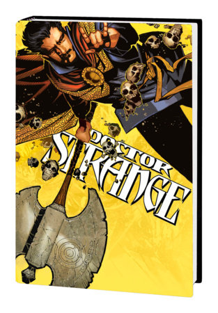 DOCTOR STRANGE BY AARON & BACHALO OMNIBUS HC BACHALO COVER