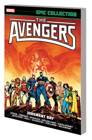 AVENGERS EPIC COLLECTION: JUDGMENT DAY TPB [NEW PRINTING]
