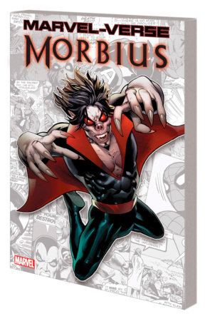 MARVEL-VERSE: MORBIUS GN-TPB
