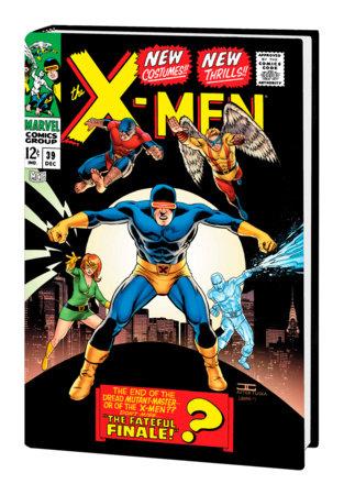 THE X-MEN OMNIBUS VOL. 2 HC CASSADAY COVER [NEW PRINTING]