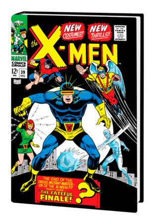 THE X-MEN OMNIBUS VOL. 2 HC TUSKA COVER [NEW PRINTING, DM ONLY]