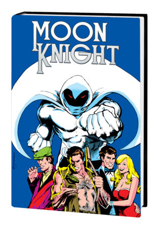 MOON KNIGHT OMNIBUS VOL. 1 HC SIENKIEWICZ COVER [NEW PRINTING, DM ONLY]