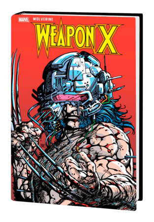 WOLVERINE: WEAPON X GALLERY EDITION HC