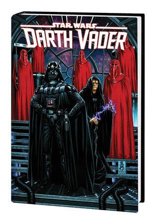 STAR WARS: DARTH VADER BY GILLEN & LARROCA OMNIBUS HC ALEX ROSS COVER [NEW PRINTING, DM ONLY]