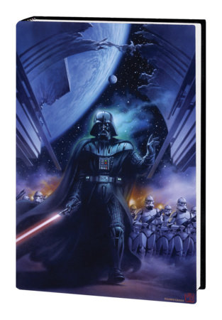 STAR WARS LEGENDS: THE EMPIRE OMNIBUS VOL. 1 HC SANDA COVER