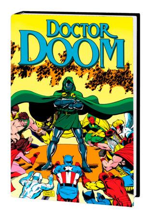 DOCTOR DOOM: THE BOOK OF DOOM OMNIBUS HC BYRNE COVER [DM ONLY]