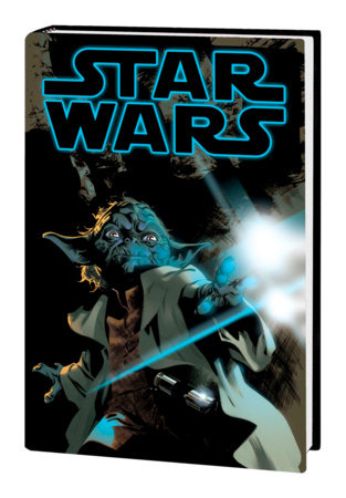 STAR WARS BY JASON AARON OMNIBUS HC IMMONEN COVER [NEW PRINTING, DM ONLY]